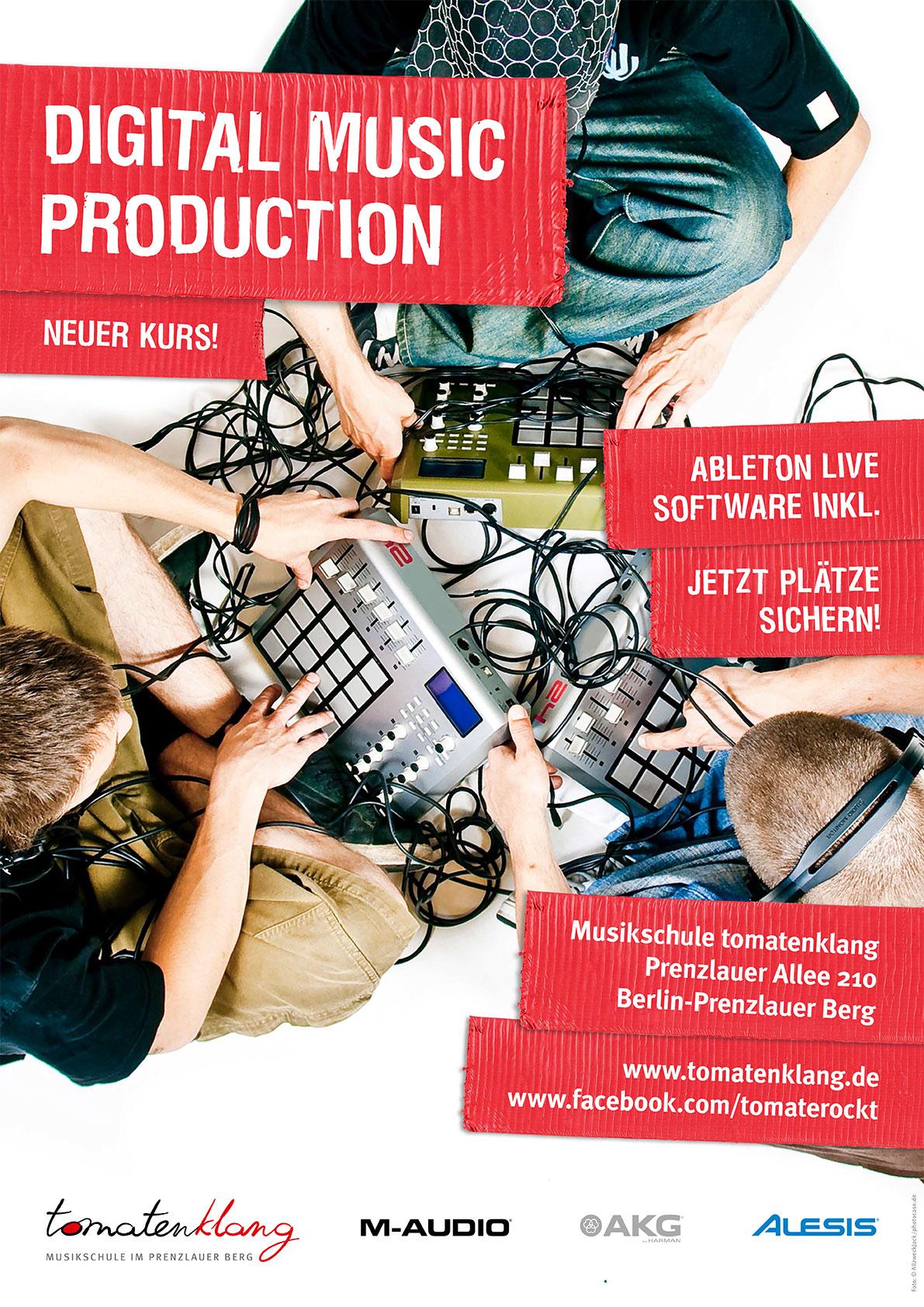 Musik produzieren mit Ableton Live
