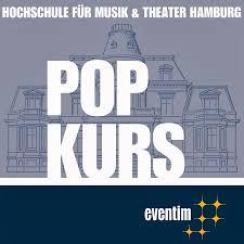 Gregor Steinbrecher - Dozent beim Popkurs Hamburg